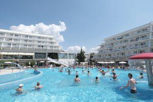 Hrvatska, Vodice, Hotel Olympia
