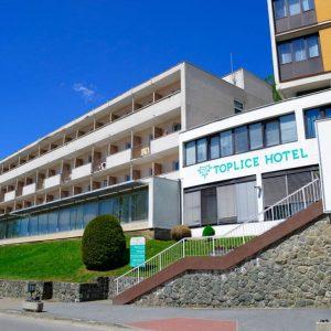 Hrvatska, Krapinske toplice, Toplice Hotel