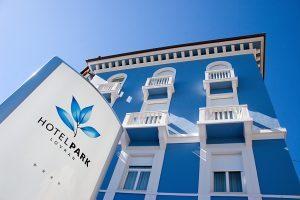 Hrvatska, Lovran, Hotel Park