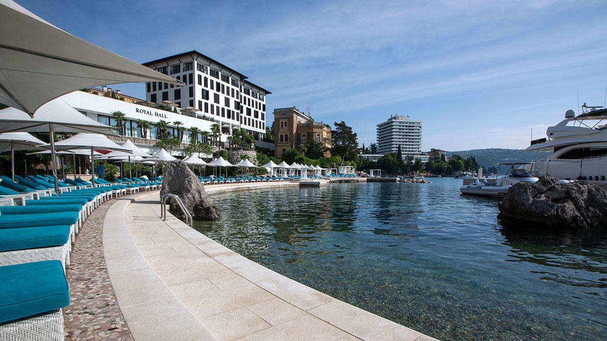 Hrvatska, Opatija, Hotel Amadria Park Royal