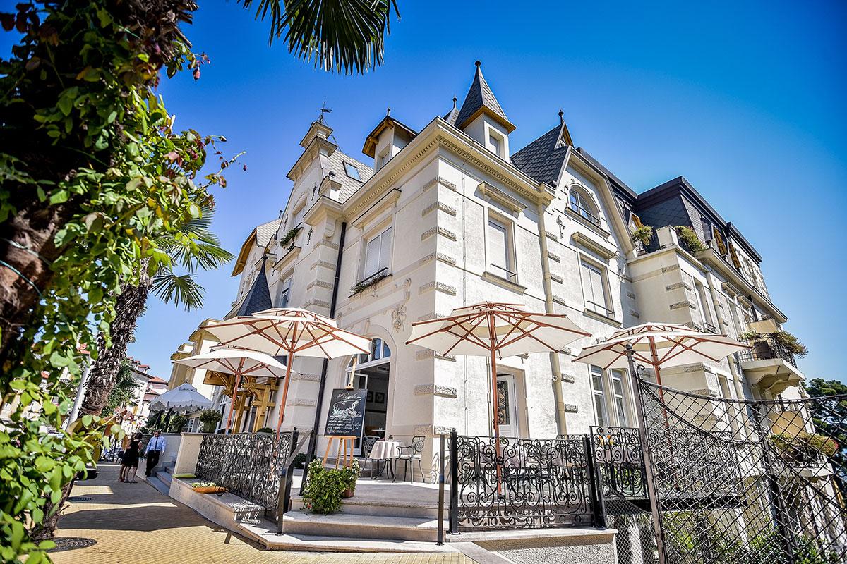 Hrvatska, Opatija, Amadria Park Hotel Agava