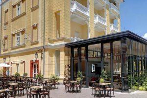Hrvatska, Opatija, Hotel Gardenija