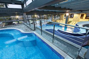Slovenija, Bled, Hotel Rikli Balance