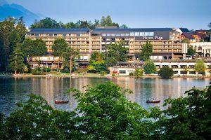 Slovenija, Bled, Hotel Park