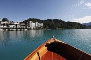 Slovenija, Bled, Grand Hotel Toplice