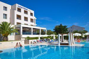 Hrvatska, otok Pag, Jakišnica, La Luna Island Hotel