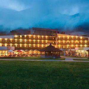 Slovenija, Kranjska Gora, Hotel Ramada Resort Kranjska Gora