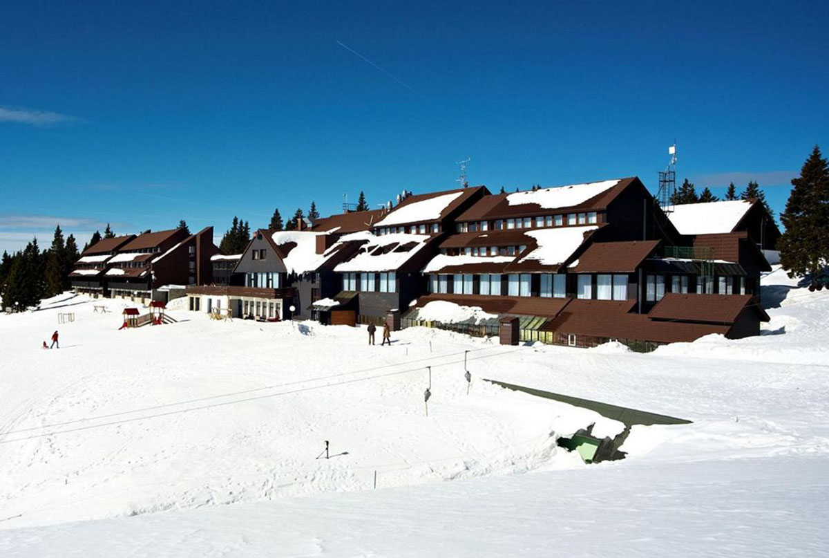 Slovenija, Rogla, Hotel Planja
