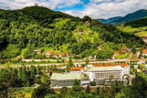 Slovenija, Terme Laško, Hotel Zdravilišče Laško