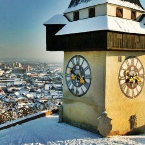 Advent Graz i Zotter, Mariazell i Maribor