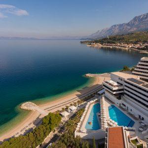 Hrvatska, Podgora, Hotel Medora Auri Family Beach Resort
