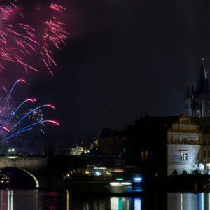 Nova godina u Pragu