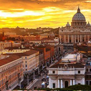 Nova godina Rim
