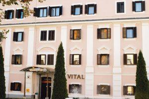 Slovenija, Terme Dolenjske Toplice, Hotel Vital