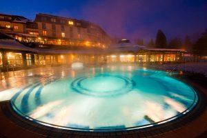 Slovenija, Terme Šmarješke Toplice, Hotel Šmarjeta