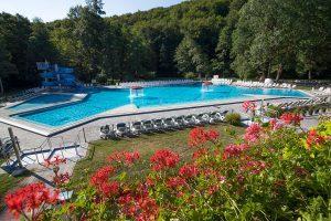 Slovenija, Terme Šmarješke Toplice, Hotel Toplice