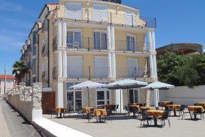 Hrvatska, Vrsi, Hotel Beni