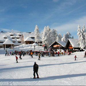 Slovenija, Krvavec, Hotel Krvavec
