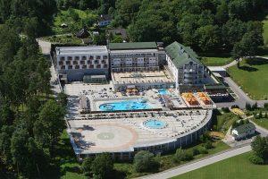 Slovenija, Mariborsko Pohorje, Hotel Habakuk