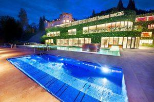 Slovenija, Rimske terme, Hotel Rimski dvor