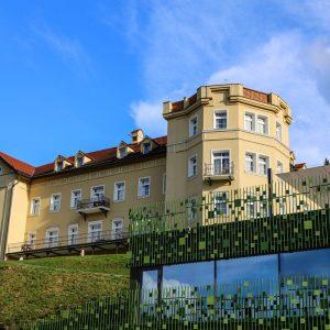 Slovenija, Rimske terme, Hotel Sofijin dvor