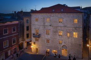 Hrvatska, Šibenik, Heritage Hotel Life Palace
