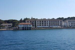Hrvatska, NP Brijuni, Hotel Istra / Depandansa Neptun