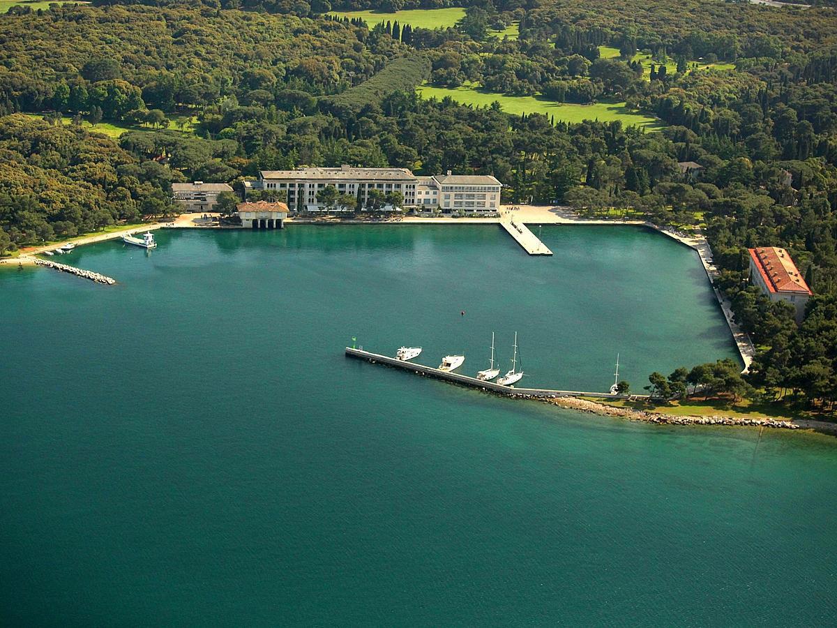 Hrvatska, NP Brijuni, Sobe za iznajmljivanje Karmen