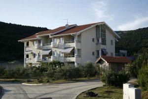 Hrvatska, otok Cres, Martinščica, Hotel Zlatni Lav