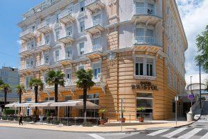 Hrvatska, Opatija, Hotel Bistrol