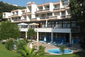 Hrvatska, Rabac, Hotel Amfora