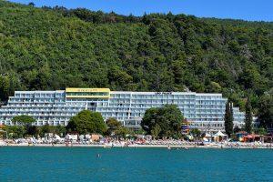 Hrvatska, Rabac, Hotel Mimosa / Lido Palace