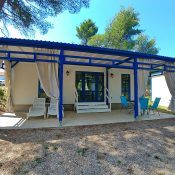 Hrvatska, Otok Korčula, Grad Korčula, Mobilne kućice Marco Polo Village - Port 9