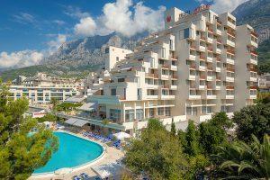Hrvatska, Makarska, Valamar Hotel Meteor