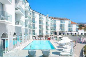 Hrvatska, Novi Vinodolski, Family Hotel Lišanj