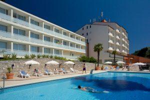 Hrvatska, Rabac, Hotel Allegro/Miramar Sunny hotel Valamar