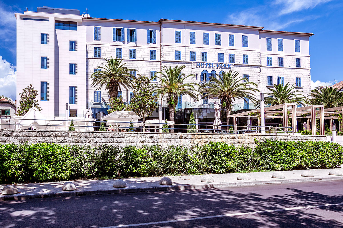 Hrvatska, Split, Hotel Park