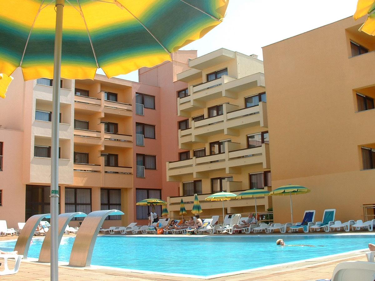 Hrvatska, Zadar, Hotel Donat