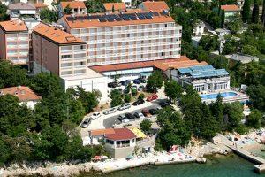 Hrvatska, Crikvenica, Hotel Mediteran