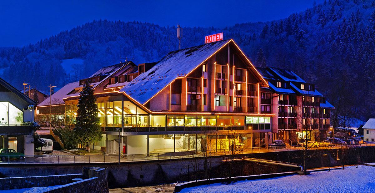Slovenija, Cerkno, Hotel Cerkno
