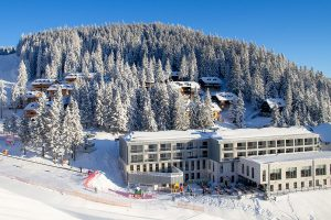 Slovenija, Golte, Hotel Golte