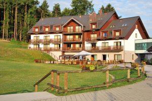 Slovenija, Mariborsko Pohorje, Hotel Arena