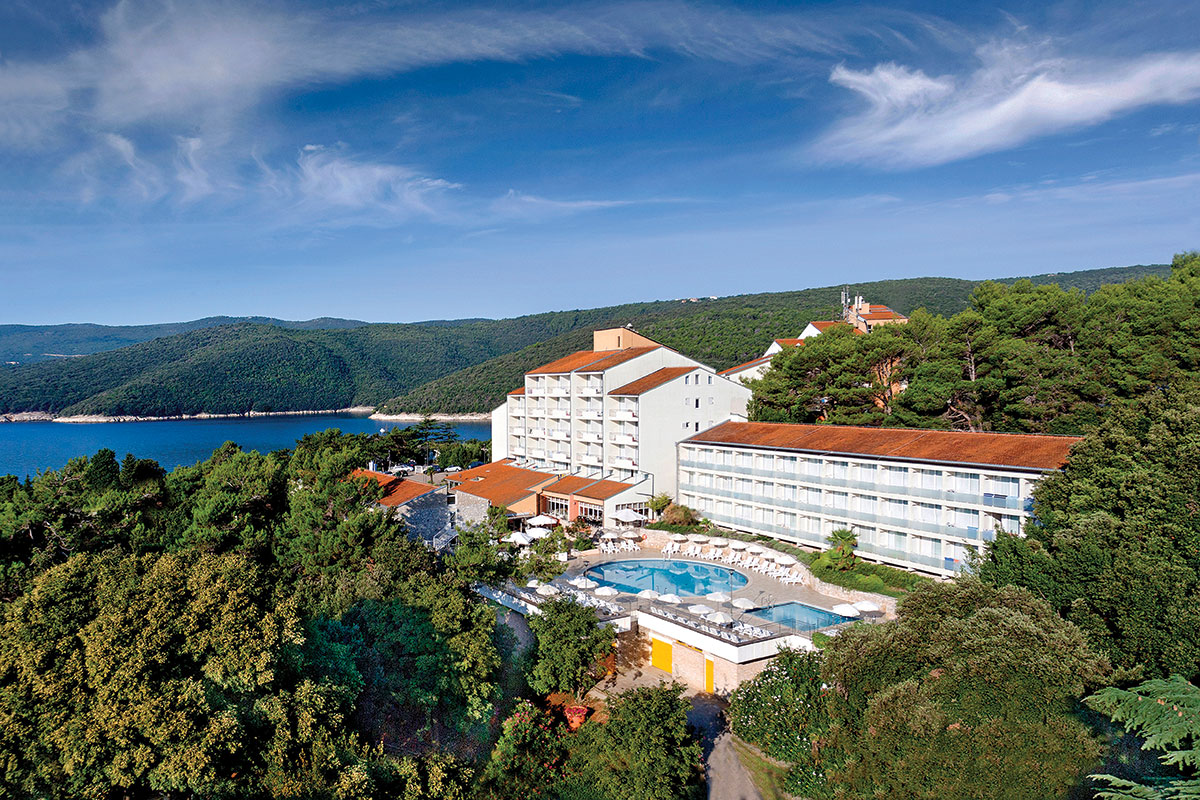 Hrvatska, Rabac, Allegro Sunny Hotel by Valamar
