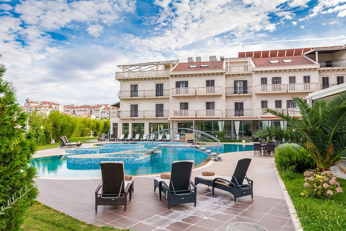 Hrvatska, Solin, Hotel President Solin