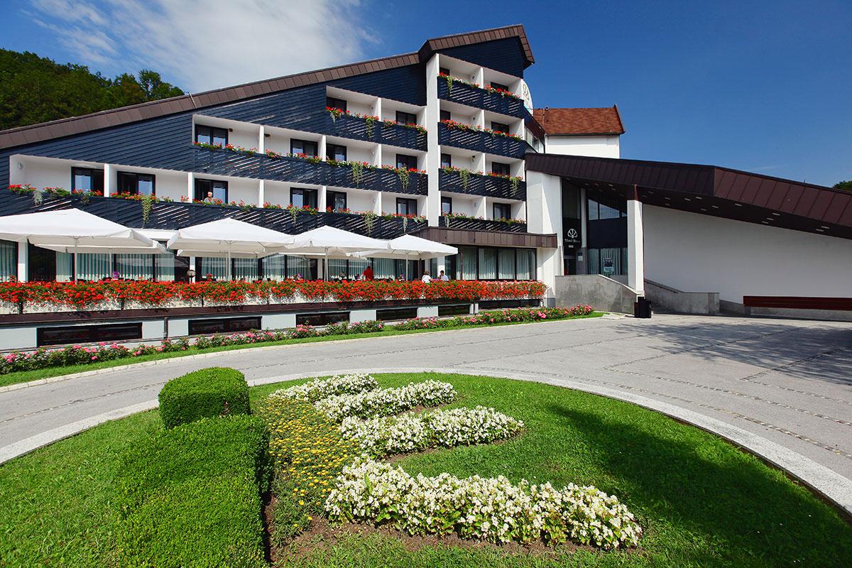 Slovenija, Terme Olimia, Hotel Breza