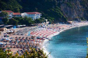 Crna Gora, Budva, Hotel Poseidon