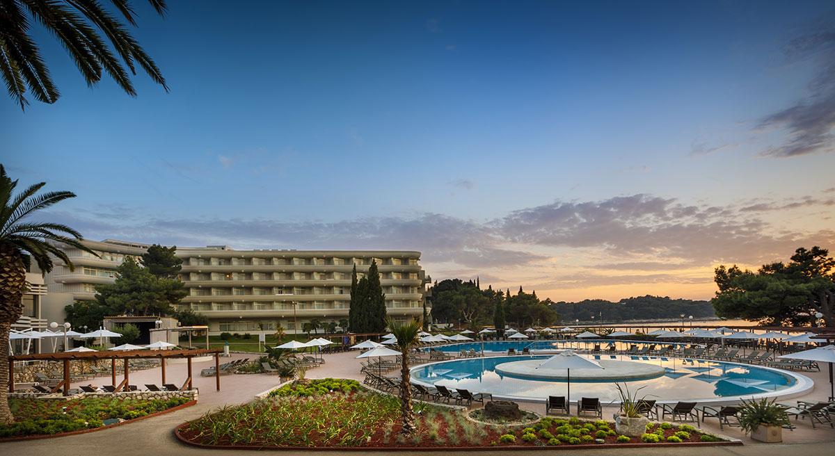 Hrvatska, Cavtat, Remisens hotel Albatros