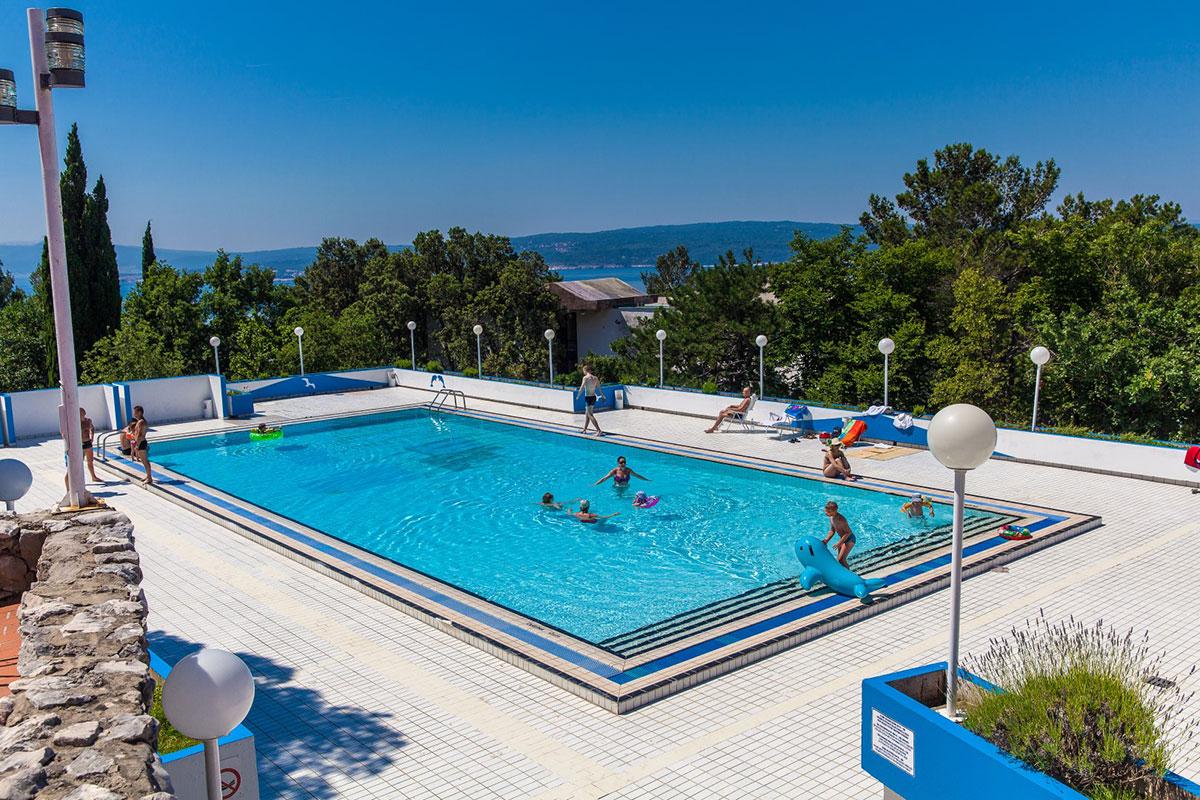 Hrvatska, Crikvenica, Hotel i Holiday Resort Ad Turres