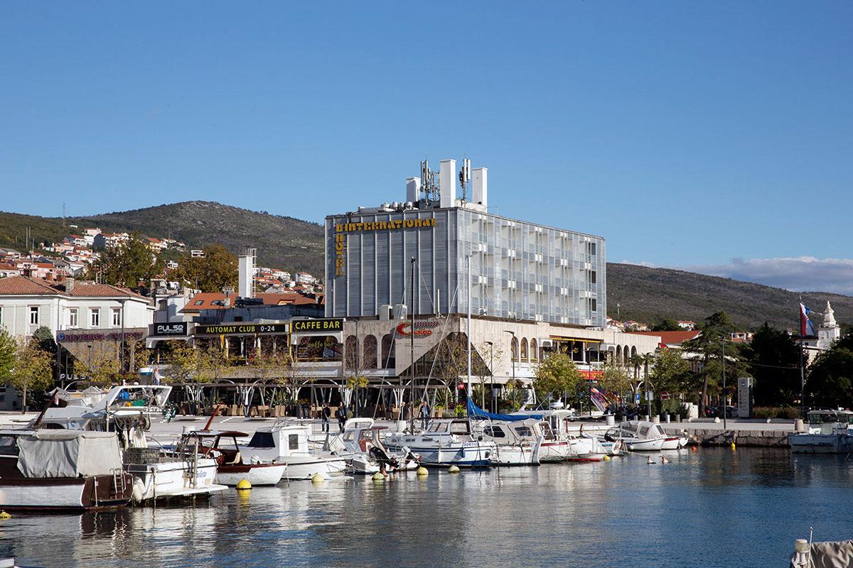 Hrvatska, Crikvenica, Hotel International