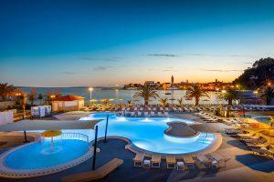 Hrvatska, otok Rab, grad Rab, Hotel Padova